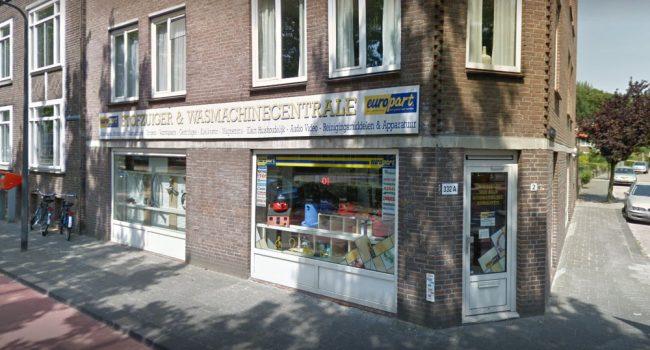 Europart Den Bosch - winkel Aartshertogenlaan